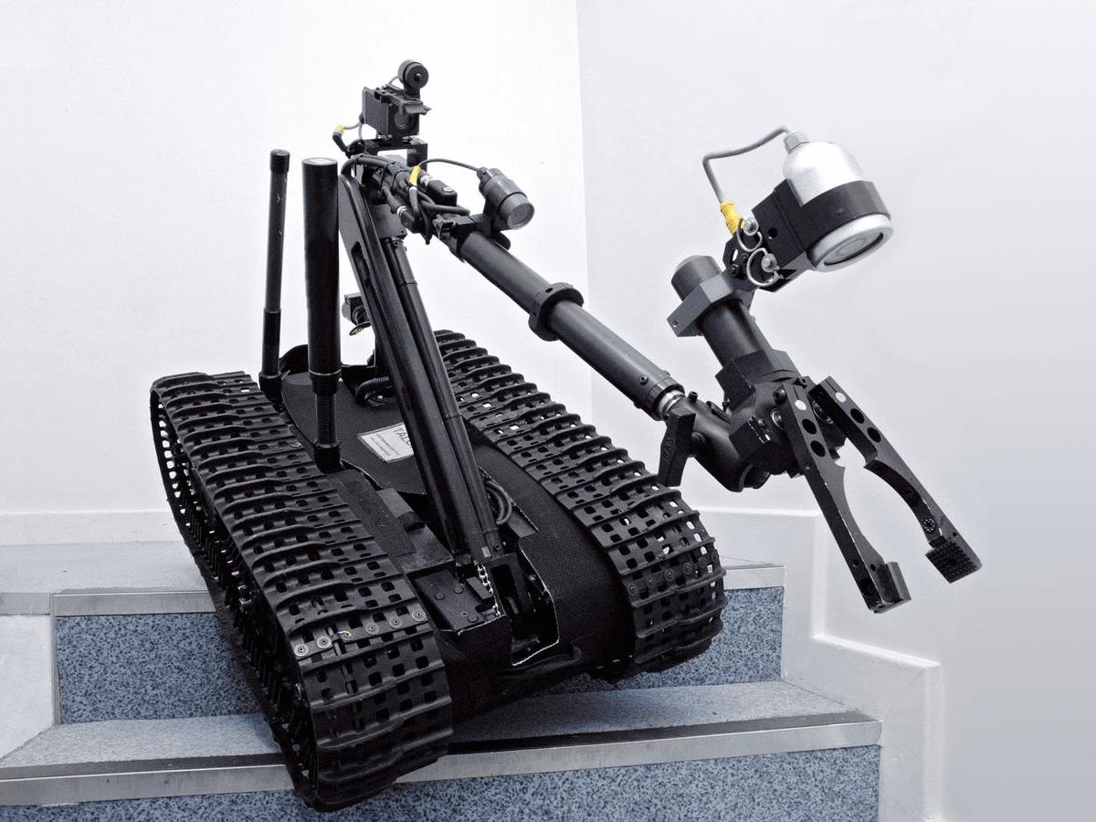 Sistemas Robóticos - Tecnomira