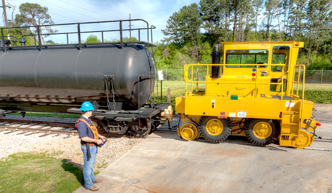 Locomotivas - Tecnomira